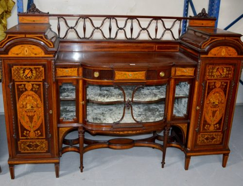a fine example of Edwardian period craftsmanship !
